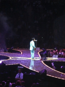 Prince at London o2 Earth Tour